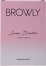 Fragrances, Perfumes, Cosmetics Brow Sculpting Soap - Browly Soap Booster