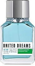 Fragrances, Perfumes, Cosmetics Benetton United Dreams Go Far - Eau de Toilette