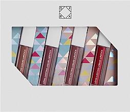 Fragrances, Perfumes, Cosmetics Set - Ofra By The Fire Mini Lip Set Multicolor (lipstick/4x2g)