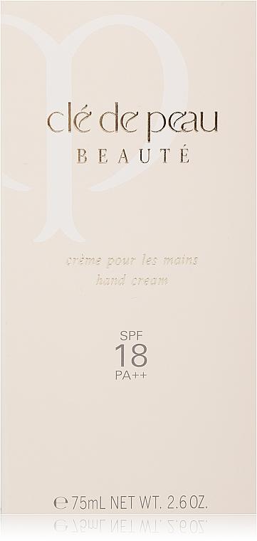 Hand Cream - Cle De Peau Beaute Hand Cream — photo N2