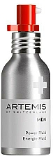 Fragrances, Perfumes, Cosmetics Face Fluid - Artemis of Switzerland Men Power Fluid SPF 15