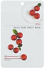 Fragrances, Perfumes, Cosmetics Nourishing Apple Face Mask - Eunyu Daily Care Sheet Mask Shea Apple