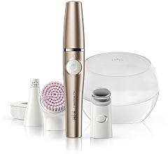 Fragrances, Perfumes, Cosmetics Facial Epilator, bronze - Braun FaceSpa Pro 921