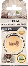 Fragrances, Perfumes, Cosmetics Balm for Cracked and Dry Lips - Bioteq Bio Lip Serum Shea Butter