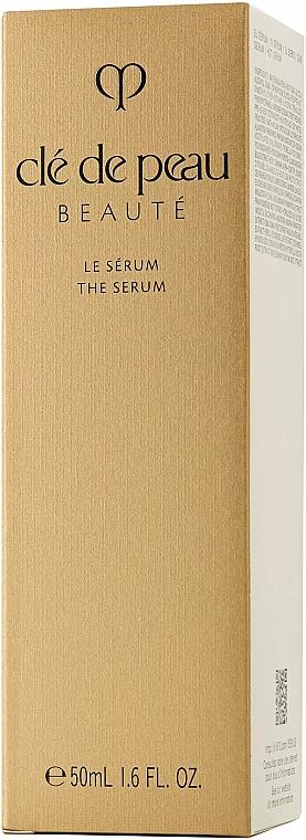 """Serum-Activator """"The Serum"""" - Cle De Peau Beaute Face Serum — photo N2"""