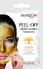 Fragrances, Perfumes, Cosmetics Face Mask - Marion Golden Skin Care Peel-Off Mask