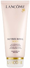 Fragrances, Perfumes, Cosmetics Body Lotion for Very Dry Skin Care - Lancome Nutrix Royal Body Intense Restoring Lipid-Enriched Lotion