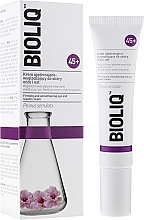 Fragrances, Perfumes, Cosmetics Smoothing and Firming Eye and Lip Cream - Bioliq 45+ Firming And Smoothening Eye And Mouth Cream