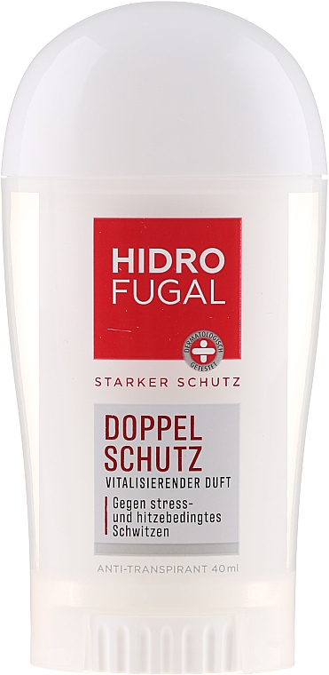 """Antiperspirant Stick """"Double Protection"""" - Hidrofugal Double Protection Stick"""