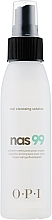 Fragrances, Perfumes, Cosmetics Nail Cleansing Solution with Thymol - O.P.I. N.A.S. 99 Nail Antiseptic