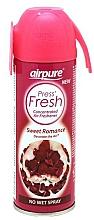 Fragrances, Perfumes, Cosmetics Room Fragrance - Airpure Press Fresh Sweet Romance