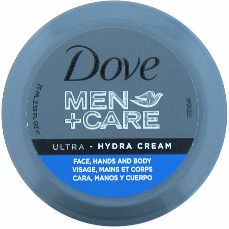 Face, Hand & Body Cream - Dove Men + Care Ultra Hydra Cream