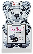 Fragrances, Perfumes, Cosmetics Charcoal Face Mask - SNP Ice Bear Charcoal Mask