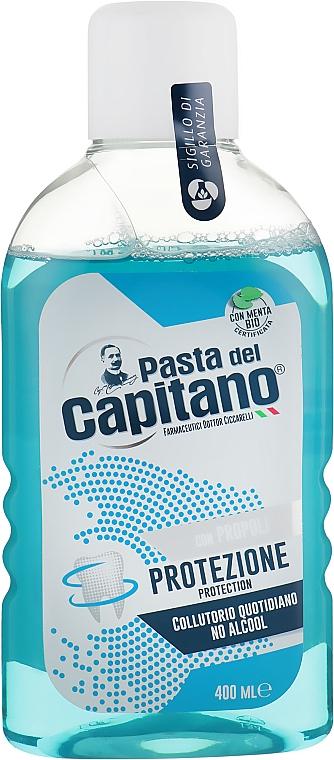 Gum Protection Mouthwash - Pasta Del Capitano Gum Protection Mouthwash — photo N1