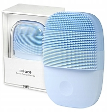 Fragrances, Perfumes, Cosmetics Ultrasonic Facial Purifier - Xiaomi inFace 2 Blue