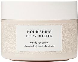 Fragrances, Perfumes, Cosmetics Nourishing Body Butter - Estelle & Thild Vanilla Tangerine Nourishing Body Butter