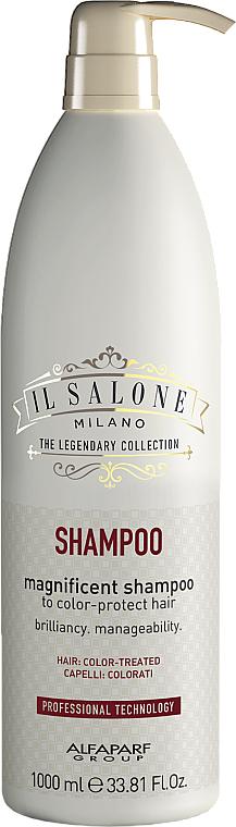 Shampoo - Alfaparf IL Salone Milano Protective Shampoo Coloured Hair — photo N1