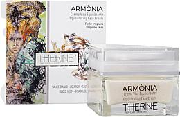 Fragrances, Perfumes, Cosmetics Balancing Face Cream - Therine Armonia Equilibrating Face Cream