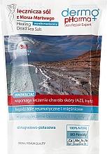 Fragrances, Perfumes, Cosmetics Healing Salt - Dermo Pharma Skin Repair Expert Healing Dead Sea Salt