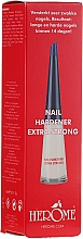 Fragrances, Perfumes, Cosmetics Nail Hardener - Herome Nail Hardener Extra Strong