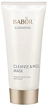Fragrances, Perfumes, Cosmetics Pore Deep Cleansing Peeling Mask - Babor Cleanse & Peel Mask