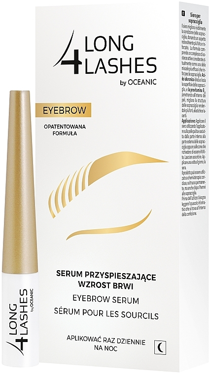 Eyebrow Serum - Long4Lashes Eyebrow Enhancing Serum