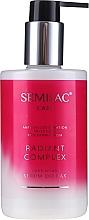 Fragrances, Perfumes, Cosmetics Rejuvenating Hand Serum - Semilac Radiant Complex Hand Serum