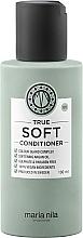 Fragrances, Perfumes, Cosmetics Moisturizing Hair Conditioner - Maria Nila True Soft Conditioner