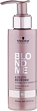 Fragrances, Perfumes, Cosmetics Intensive Bonding Essence - Schwarzkopf Professional BlondMe Keratin Restore Intense Care Bonding Potion