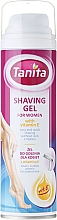 Fragrances, Perfumes, Cosmetics Shaving Gel with Vitamin E - Tanita Body Care Shave Gel For Woman