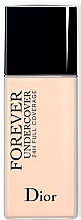 Fragrances, Perfumes, Cosmetics Makeup Base - Dior Forever Undercover 24H Full Coverage Foundation