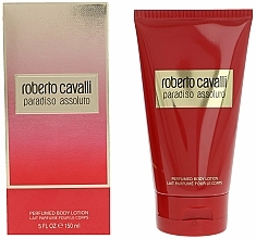 Fragrances, Perfumes, Cosmetics Roberto Cavalli Paradiso Assoluto - Body Lotion