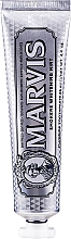 Fragrances, Perfumes, Cosmetics Smokers Whitening Mint Toothpaste - Marvis Smokers Whitening Mint
