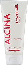 Fragrances, Perfumes, Cosmetics Extra Strong Hold Styling Gel - Alcina Styling Power-Gel