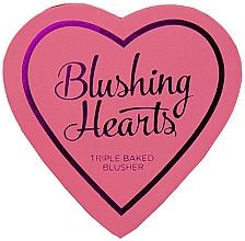 Fragrances, Perfumes, Cosmetics Blush - I Heart Revolution Blushing Hearts Blusher