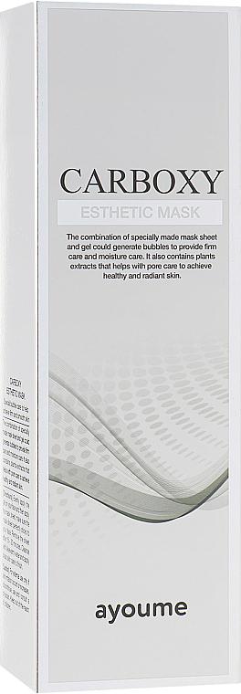 Carboxytherapy Set - Ayoume Carboxy Esthetic Mask