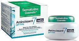 Fragrances, Perfumes, Cosmetics Ultra Intensive Slimming Gel - Somatoline Cosmetic Amincissant Gel Fresh 7 Nights Ultra Intensif