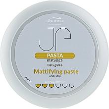 Fragrances, Perfumes, Cosmetics Mattifying Styling White Clay Paste - Joanna Professiona Mattifying Paste