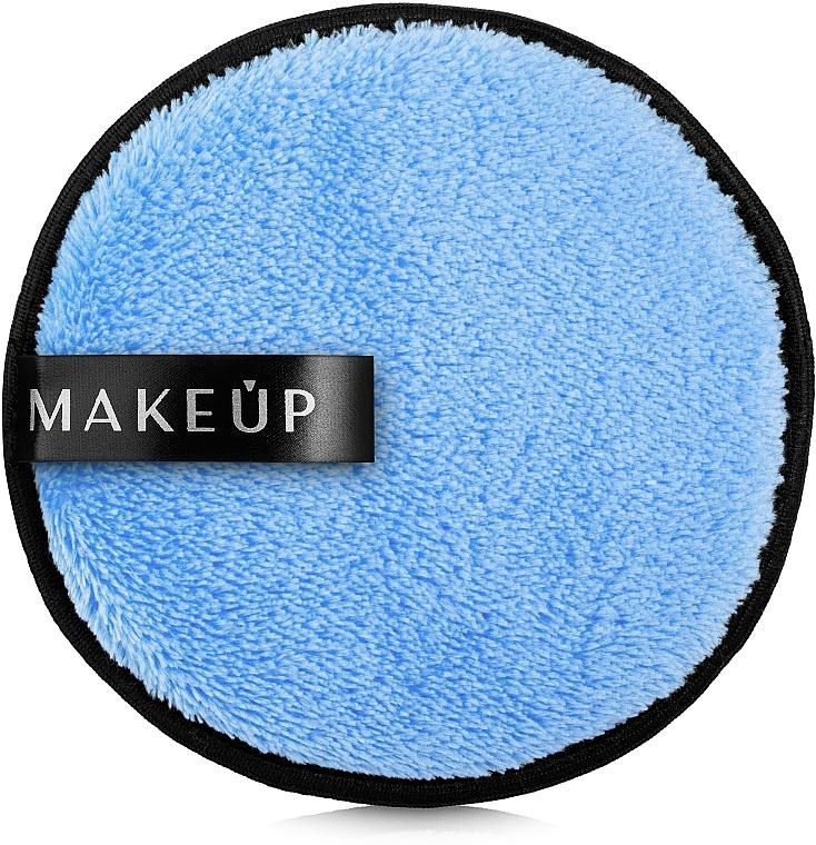 """Makeup Cleansing Sponge, blue """"My Cookie"""" - MakeUp Makeup Cleansing Sponge Blue"""
