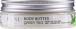 "Fragrances, Perfumes, Cosmetics Body Butter ""Green Tea"" - Kanu Nature Green Tea Body Butter"
