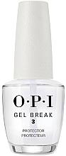 Fragrances, Perfumes, Cosmetics Top Coat - O.P.I Gel Break Protector Top Coat