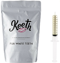 Fragrances, Perfumes, Cosmetics Coconut Teeth Whitening Refill Pack - Keeth Coconut Refill Pack