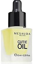 Fragrances, Perfumes, Cosmetics Cuticle Oil - Mesauda Milano Cutie Oil 107