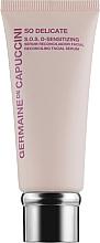 Fragrances, Perfumes, Cosmetics Face Serum - Germaine de Capuccini So Delicate S.O.S D-Sensitising Reconciling Facial Serum