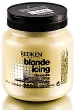 Fragrances, Perfumes, Cosmetics Cream Conditioner - Redken Blonde Idol Blonde Icing