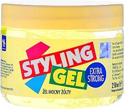 Fragrances, Perfumes, Cosmetics Highlighting Hair Gel - Tenex Styling Gel
