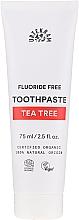 """Fragrances, Perfumes, Cosmetics Toothpaste """"Tea Tree"""" - Urtekram Toothpaste Tea Tree"""