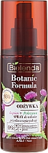"Fragrances, Perfumes, Cosmetics Oily Hair Conditioner ""Nettle & Burdock"" - Bielenda Botanic Formula Burdock & Nettle Spray Conditioner"