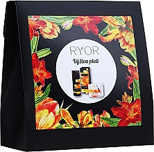 Fragrances, Perfumes, Cosmetics Set - Ryor Skin Nutrition Set (cr/50ml + d/cr/50ml + towel)