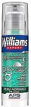 Fragrances, Perfumes, Cosmetics Alcohol-Free Shaving Gel - William Expert Oxygen Shaving Gel 0% Alcohol